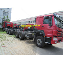 Leading for China Prime Mover,Prime Mover Truck,Howo Prime Mover Supplier 6 X 4  HOWO Tractor Truck supply to British Indian Ocean Territory Factories