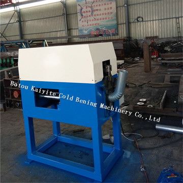 Square Type Downspout Gutter Roll Forming Machine