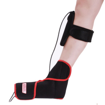 Far infrared electric ankle heating therapy pad