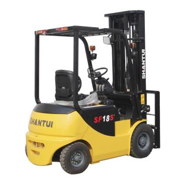 Cheap price Chinese engine shantui 10 T forklift