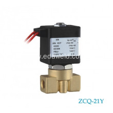 Fast Delivery for Tube Fittings Connector Solenoid Valve,Welding Machines Tube Solenoid Valve Manufacturer in China 1/4 1/8 Brass Steam Welding Air Valve export to Nicaragua Manufacturer