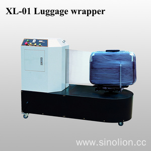 Economy Standard Luggage Wrapping Machine