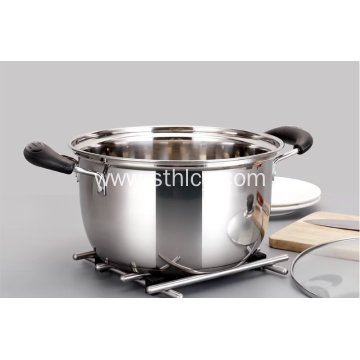 Stainless Steel Soup Pot Milk Pot
