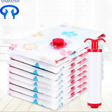 Factory directly sale for Clothing Collection Bag Vacuum Compression Bag Seal Receive Bags Convenient export to British Indian Ocean Territory Manufacturer