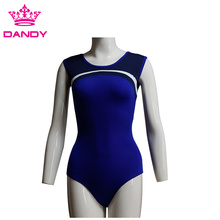 سفارشی Royal Blue Training Training Leotard
