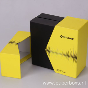 Custom Design Portable Protective Speaker Box Packaging