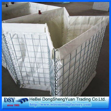 Welded Gabion Wall Hesco Type Barriers