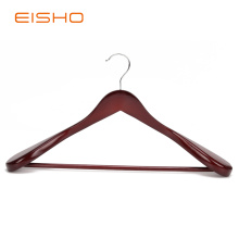 Luxury Wood Coat Hangers With Wide Shoulder EWH0094-93