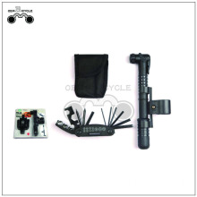Multi function tools bicycle repair set