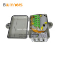 PLC Fiber Optic Splitter Termination Distribution Box