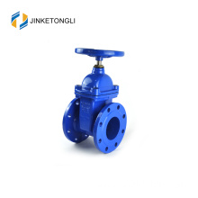 Factory made hot-sale for Best Gate Valve,Slide Gate Valve,4 Inch Gate Valve,Stainless Steel Gate Valve Manufacturer in China JKTLCG020 solid wedge stainless steel non rising stem gate valve export to Uganda Manufacturers