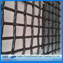 Stainless Steel Crimpe Woven Wire Mesh