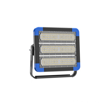 Ke kukui kiʻekiʻe o ka mast kiʻekiʻe 50W 100W 150W 200W LED Sport Football Soccer Field Lighting