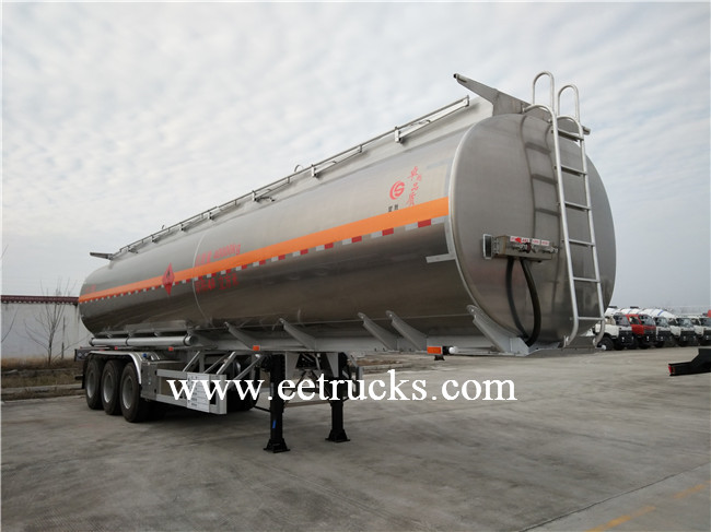 50000 Liters Fuel Tank Semi Trailers