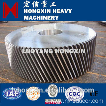 Forging&Casting customized size gear