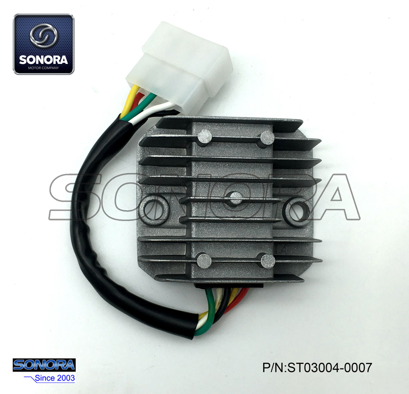 Benzhou Scooter 125cc Rectifier 6cables