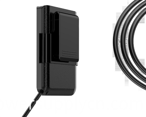 Car Charger with Cable and Travel Charger