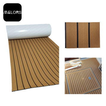 Light Brown Color Marine EVA Foam Boat Flooring