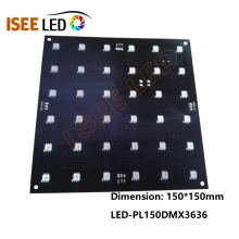 P25 150mm Pixel DMX RGB Led Panel