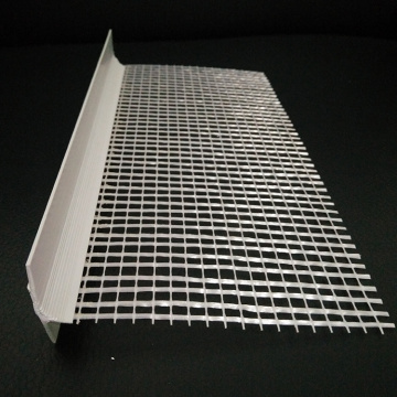 Plastic drywall 45 degree corner bead