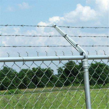 High Quality Security Fence Top Barbed Wire