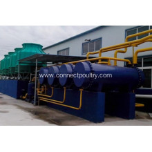 Personlized Products for Odor System, Deodorizing System, Deodorize Equipment Manufacturer in China Condensor of rendering plant export to Palau Manufacturer
