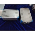 OEM Aluminum surgery sterilize box Sterilized screw box