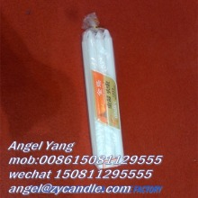 20CM LENGTH LONG CANDLES WHITE HOUSE HOLD