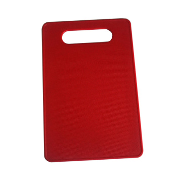 Eco-friendly custom size plastic cutting board