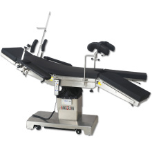 Electric hydraulic operating table for general surgery