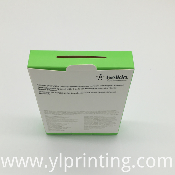 electric products paper box