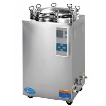 Cheap price LED display 100 liter sterilizer autoclave