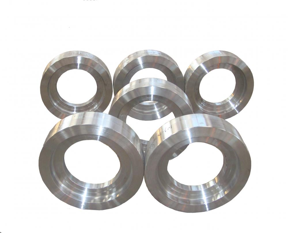 Forged machine tool nuts