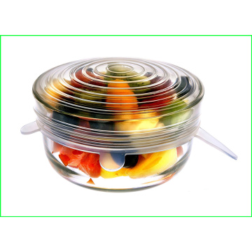Eco Food Grade Silicone Pot Cover Lid