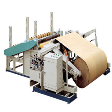 Automatic High Speed Paper Slitting Rewinding Machine