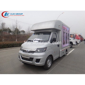 Garantie 100% Karry 3.22㎡ Mobile Billboard Truck