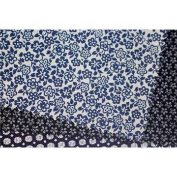 Customized TC poplin printed fabric