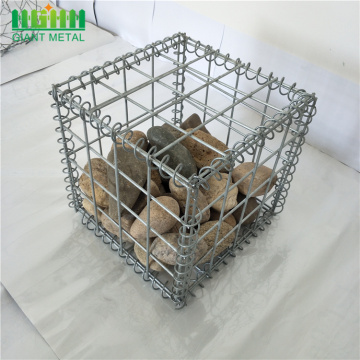 Rust proof galfan coated welded zinc welded gabion