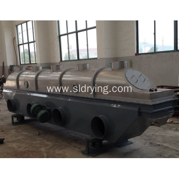 Chemical Vibration Fluidized Bed Dryer for Slag