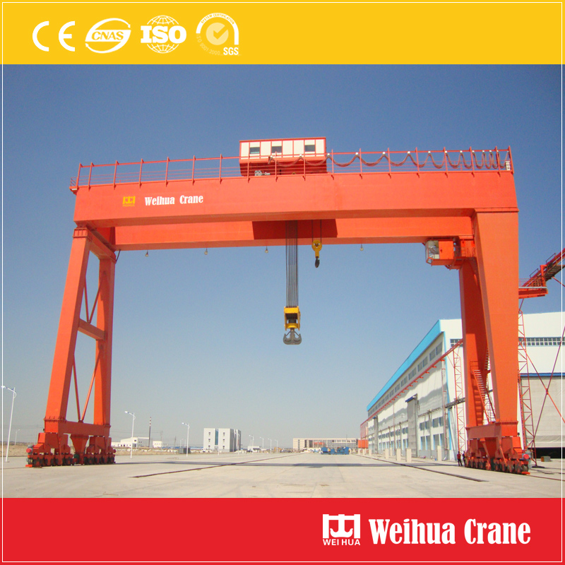 Double Girder Gantry Crane 1