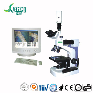 Medical lab equipment--digital binocular microscope