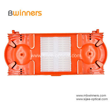 24 Core Fiber Optic Cable Splice Tray