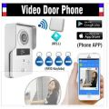 Silver Color Best WIFI Doorbell with APP