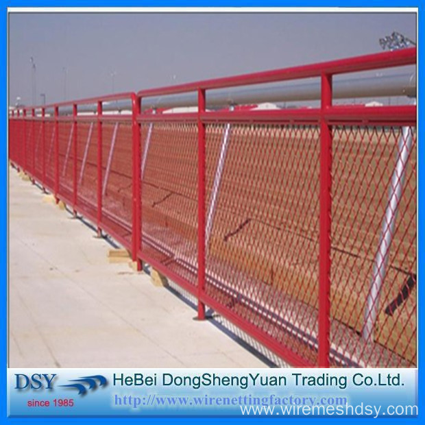 First Class Stainless Steel Expanded Metal Fencing