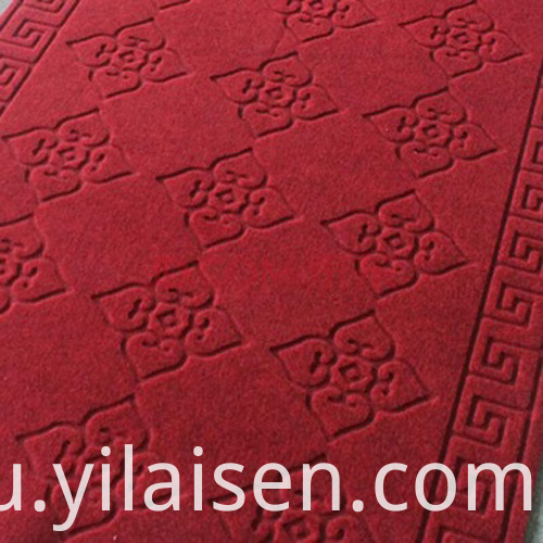 Polyester Embossed Mat0 75