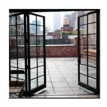 Lingyin Construction Materials Ltd New Design Aluminum Casement doors Price For Nepal Market.