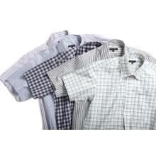 MEN'S YARN DYE FORMAL SHIRTS