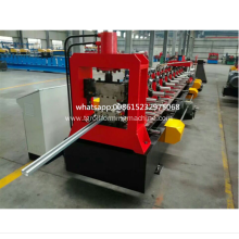 PRE GALVANIZED Steel Profile Z/C/U Purlin making machine