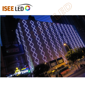 Outdoor Outline Decoration LED DMX512 Digital Tube
