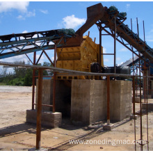 Crushing Plant Mahines for Railway Construction